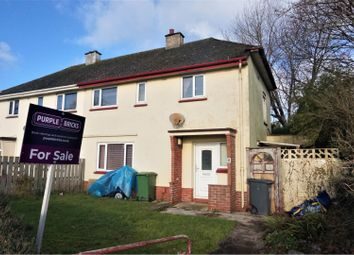 Thumbnail 3 bed semi-detached house for sale in Smallcombe Road, Paignton