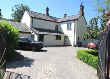 Thumbnail 5 bed semi-detached house for sale in Almond Close, Barby, Rugby