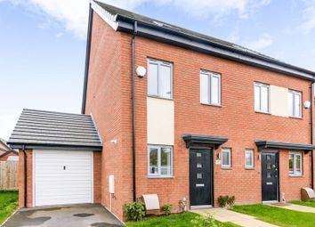Thumbnail 3 bed semi-detached house for sale in Thursfield Road, Tipton, West Midlands