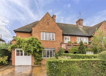 Thumbnail Detached house to rent in Hill Rise, Hampstead Garden Suburb, London