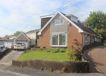 Thumbnail 3 bed detached house for sale in Cedar Close, The Bryn, Pontllanfraith, Blackwood, Caerphilly