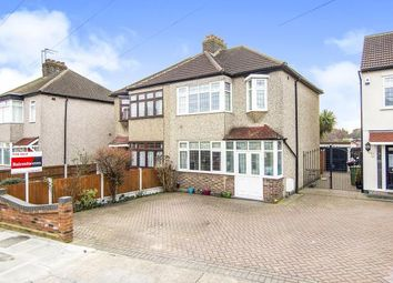 Thumbnail 3 bedroom semi-detached house for sale in Jersey Road, Rainham