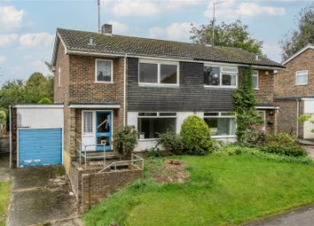 Thumbnail 3 bed semi-detached house for sale in St. Nicholas Field, Berden, Bishop's Stortford
