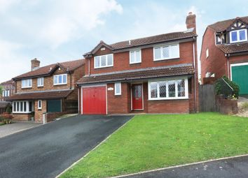 4 bed detached house for sale in Hazel Drive, Sherford, Plymouth PL9