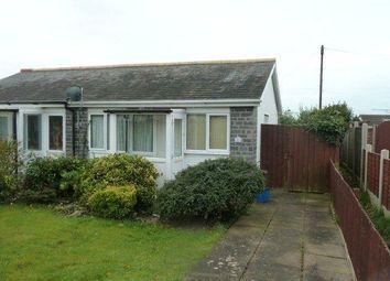 Thumbnail 1 bed bungalow for sale in Cambrian Road, Tywyn, Gwynedd