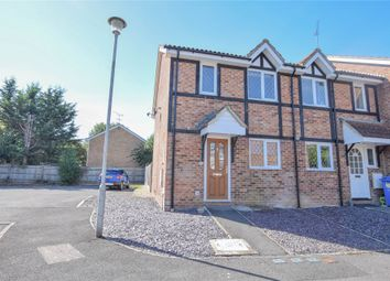 Thumbnail 3 bed end terrace house for sale in Statham Court, Bracknell, Berkshire