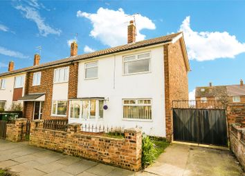 Thumbnail 3 bed end terrace house for sale in Raleigh Road, Wirral