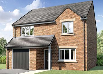 "Thumbnail 4 bed detached house for sale in ""The Goodridge"" at Pincots Lane, Wickwar, Wotton-Under-Edge"