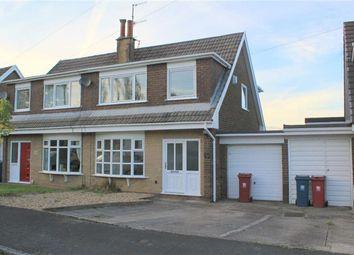 Thumbnail 3 bed semi-detached house to rent in Bushburn Drive, Langho, Blackburn