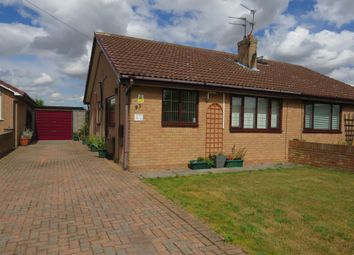 Thumbnail 2 bed semi-detached bungalow for sale in Measham Drive, Stainforth, Doncaster