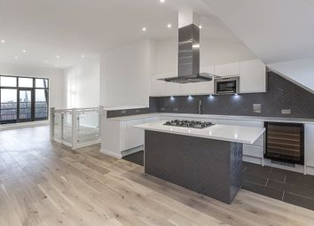 Thumbnail 3 bed flat for sale in Hutchings Wharf, 1 Hutchings Street, Canary Wharf, London