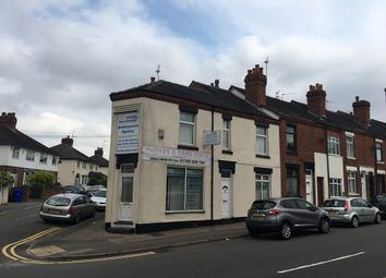 Thumbnail Office for sale in 382 Hartshill Road, Hartshill, Stoke-On-Trent, Staffordshire