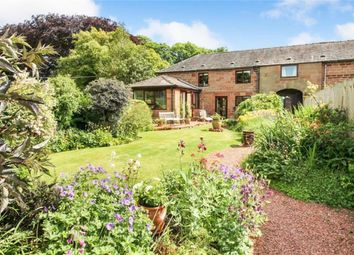 Thumbnail 2 bed end terrace house for sale in 4 Alstonby Hall, Farmstead, Westlinton, Carlisle, Cumbria
