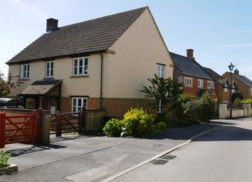 Thumbnail 4 bedroom detached house to rent in Lampreys Lane, South Petherton