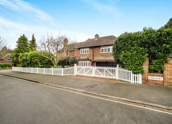 Thumbnail 6 bedroom detached house for sale in Parkway, Gidea Park, Romford