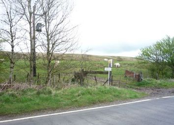 Thumbnail Land for sale in Long Hill, Manchester Road, Buxton Derbyshire