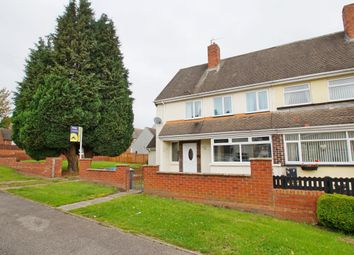 3 bed semi-detached house for sale in Commercial Square, Brandon, Durham DH7
