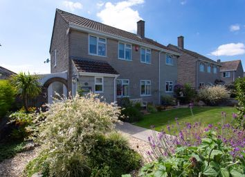 Thumbnail 4 bed detached house for sale in St. Marys Park, Huish Episcopi, Langport