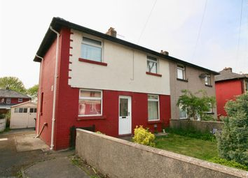 Thumbnail 2 bedroom semi-detached house for sale in Coniston Road, Lancaster
