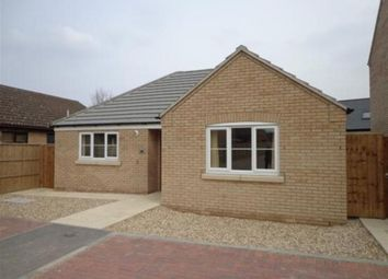 Thumbnail 2 bed detached bungalow to rent in Fox Wood North, Soham, Ely
