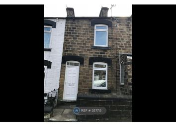 Thumbnail 2 bed terraced house to rent in Oxford Street, Barnsley