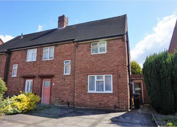 Thumbnail 3 bedroom semi-detached house for sale in Patricia Crescent, Dudley