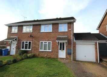 Thumbnail 3 bedroom semi-detached house for sale in Bissley Drive, Woodlands Park, Maidenhead