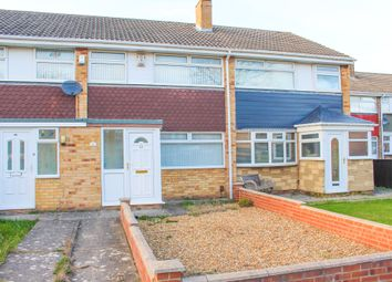 Thumbnail 3 bedroom terraced house to rent in Tindale Walk, Middlesbrough
