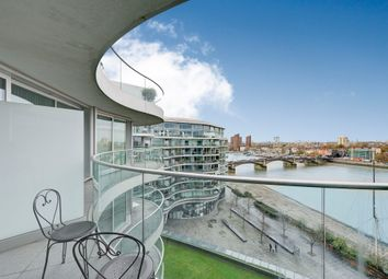 Thumbnail 2 bed flat to rent in Albion Riverside, 8 Hester Road