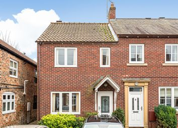 Thumbnail 3 bed end terrace house for sale in Wellington Gardens, Ripon