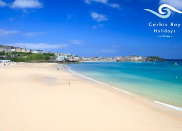 Thumbnail 3 bed flat for sale in Carbis Bay, St. Ives