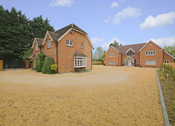 Thumbnail 6 bedroom detached house for sale in Cobden Hill, Radlett