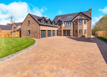 Thumbnail 6 bed detached house for sale in De Brus Park, Marton-In-Cleveland, Middlesbrough, .