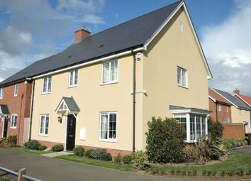 Thumbnail 4 bed detached house for sale in Powell Close, Clacton-On-Sea
