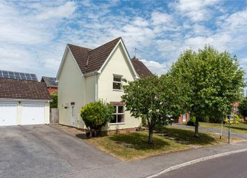 Thumbnail 4 bed detached house for sale in Betjeman Road, Marlborough, Wiltshire