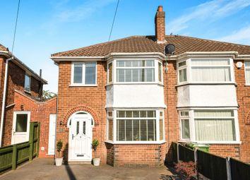 Thumbnail 3 bedroom semi-detached house for sale in Wyckham Road, Castle Bromwich, Birmingham
