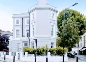 Thumbnail 3 bed maisonette to rent in Westbourne Park Villas, London