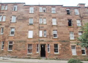 Thumbnail 1 bed flat for sale in 3, Wallace Street, Flat 2-1, Port Glasgow, Inverclyde PA145Re
