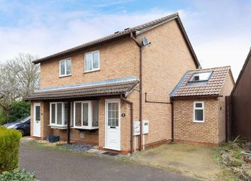 Thumbnail 3 bed semi-detached house for sale in Orne Gardens, Bolbeck Park, Milton Keynes, Buckinghamshire