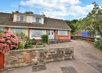 Thumbnail 3 bed semi-detached bungalow for sale in Springfield Drive, Cinderford