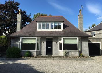 Thumbnail 4 bed detached house to rent in Queens Road, Aberdeen
