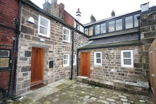Thumbnail 2 bed flat to rent in Kirkgate, Otley