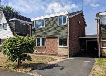 Thumbnail 4 bed property for sale in Wrekin Avenue, Newport