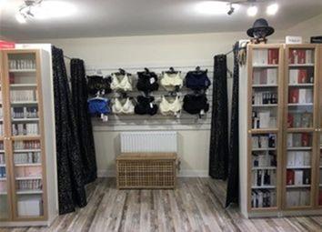 Thumbnail Retail premises for sale in Women'S Lingerie And Swimwear Retailer HX7, Calderdale