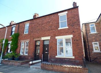 Thumbnail 2 bed end terrace house for sale in Eldred Street, Carlisle, Cumbria