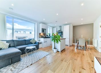 Thumbnail 2 bed flat for sale in St. Vincent Court, 5 Hoy Street, London