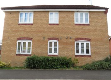 Thumbnail 2 bed flat to rent in Hatfield Close, Corby