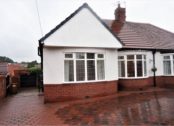 Thumbnail 2 bedroom bungalow for sale in Ridgeway Crescent, Sunderland