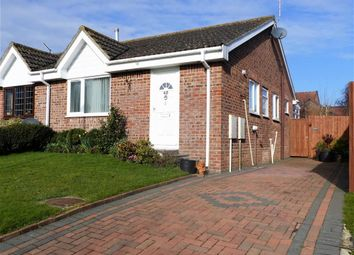 Thumbnail 2 bed semi-detached bungalow for sale in Pauls Way, Dorchester, Dorset