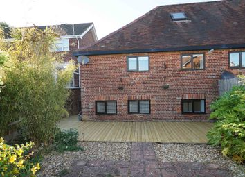 3 bed end terrace house for sale in The Rope Walk, Lower Quay Close, Fareham PO16